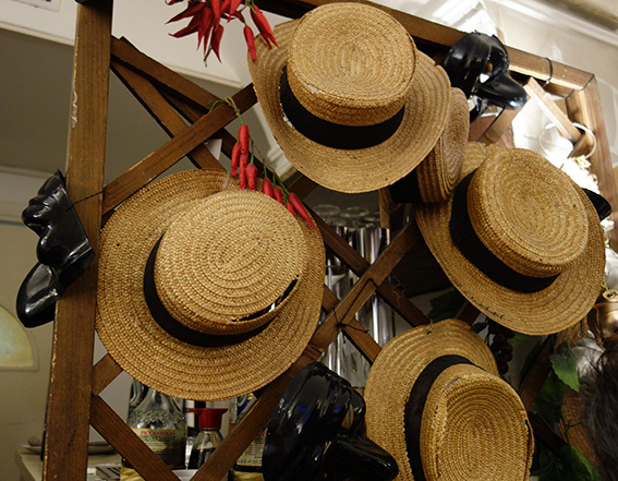 帽子トウガラシ