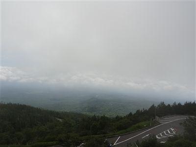 富士山登山景色4