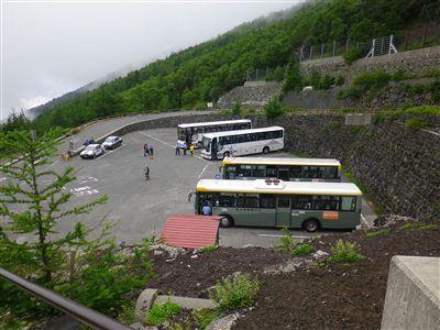 富士山登山駐車場