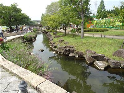 河川環境楽園 オアシスパーク3