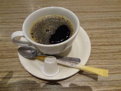 16通りから選べるランチのコーヒー