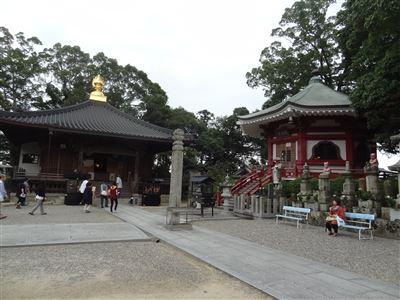 亀光山金泉寺 88ヶ寺3番の2