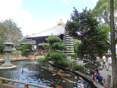 竺和山霊山寺 88ヶ寺1番の1