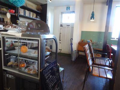 カフェ スナッグの店内の様子2