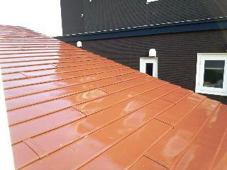 2013-9-8 屋根塗装 (5) - コピー