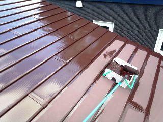 2013-9-8 屋根塗装 (4) - コピー
