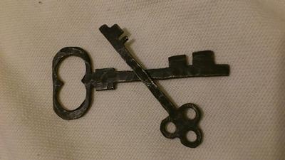 アンティーク鍵