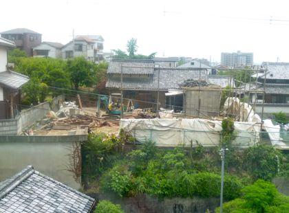 近所の家解体01
