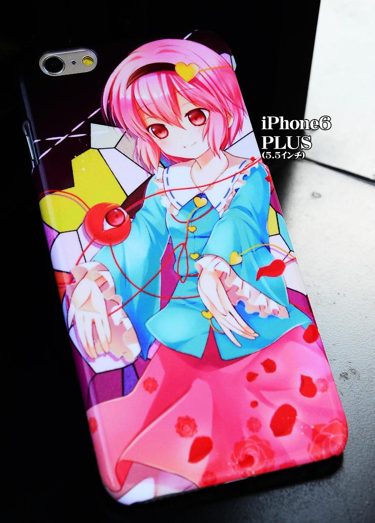 東方 iPhone6 PLUS用カバー