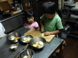 20131011KAN太お弁当づくり-1