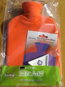 fasyフリース-オレンジ