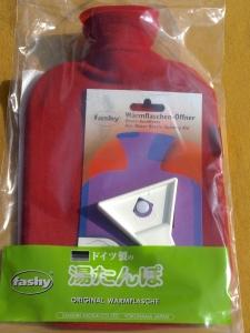 fasyフリース-赤