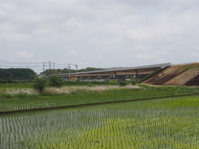 江戸崎橋。
