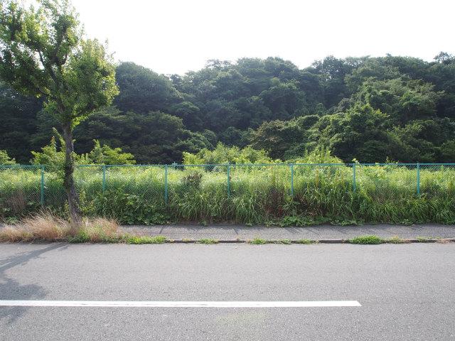 横浜環状南線区間。