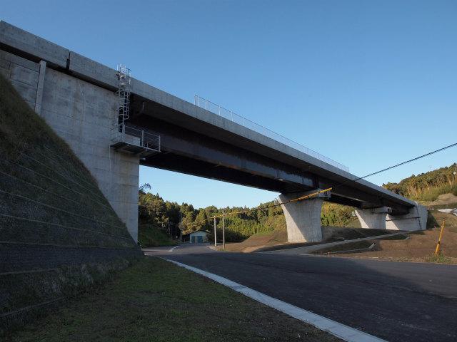 真名第1高架橋。