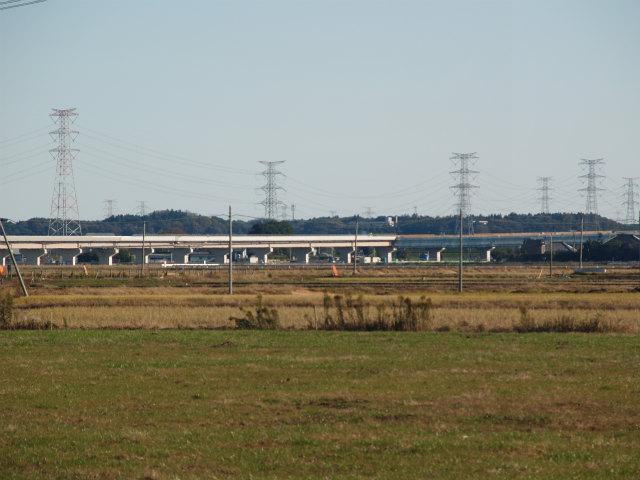 その先の東高架橋。
