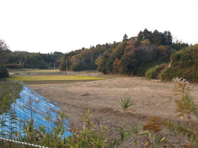 県道63号成田下総線から神崎インター方面。