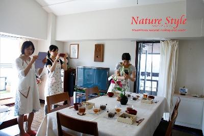 和菓子盛り付け完成~写真 (400x267)