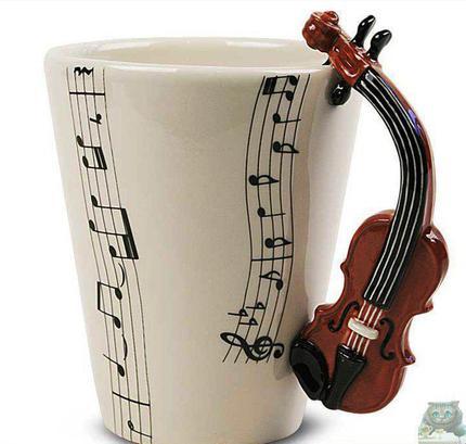 バイオリンマグ