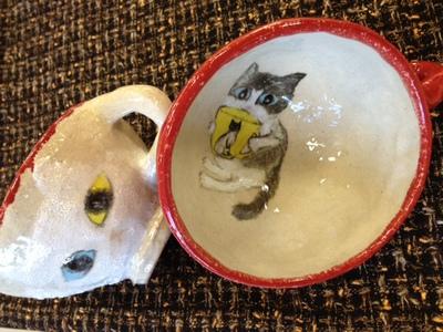 Zorroと白猫