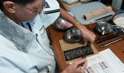 祭り寿司 2012クリスマスパーティ (5)