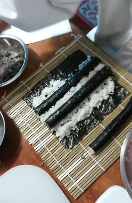 祭り寿司 2012クリスマスパーティ (8)