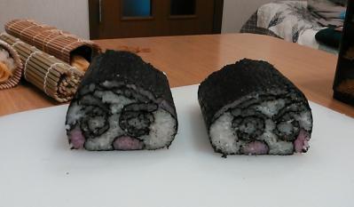 祭り寿司 2012クリスマスパーティ (11)