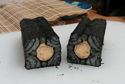 祭り寿司 2012クリスマスパーティ (13)
