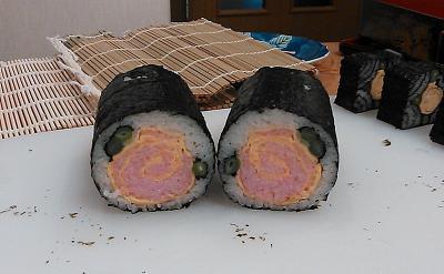 祭り寿司 2012クリスマスパーティ (16)