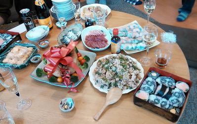 祭り寿司 2012クリスマスパーティ (20)
