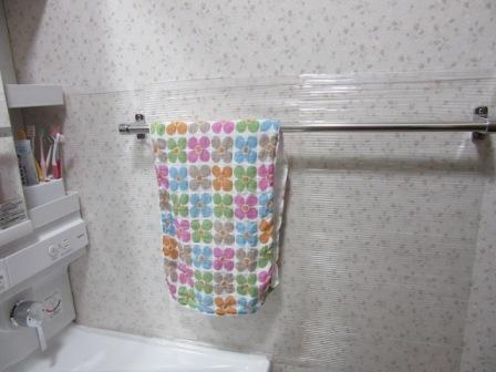 洗面台壁5