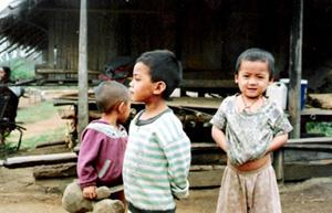タイ山岳民族01