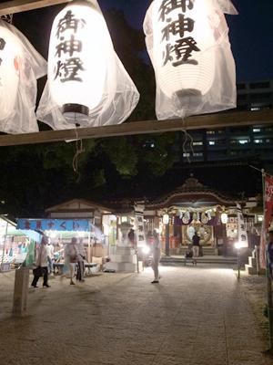 富島神社夏祭01