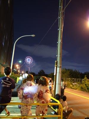 淀川花火大会2012-01