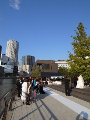 田頭結婚パーティ121007