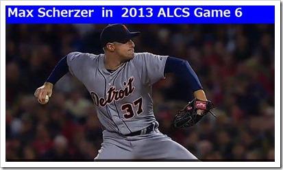ALCS 2013 Sherzer gm6