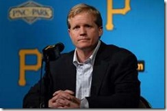 Neal Huntington  2013 sep 1