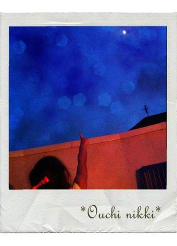夜空。_R