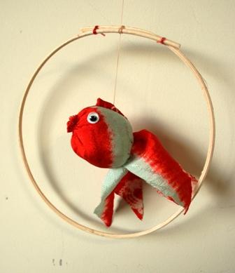 くるくる金魚2