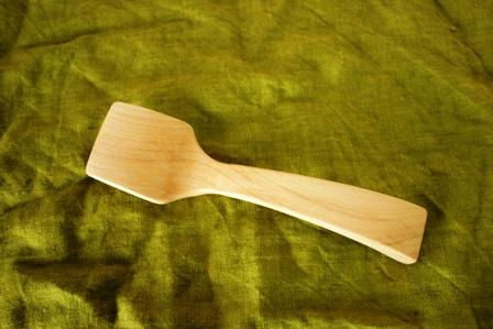木製へら1