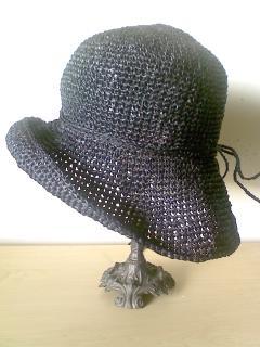 和紙の帽子(067)