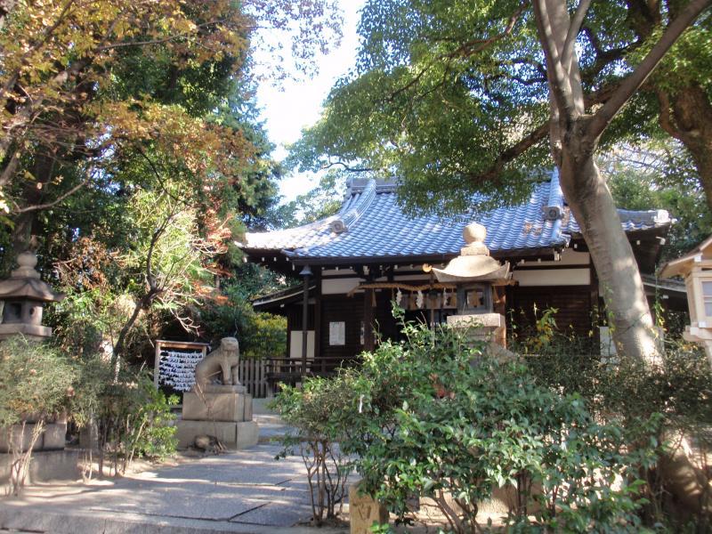 安居神社4
