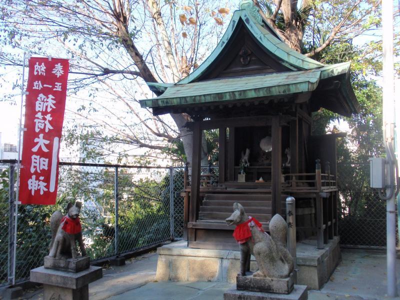 安居神社8