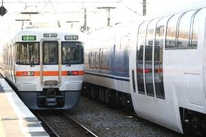 23日 上大井駅