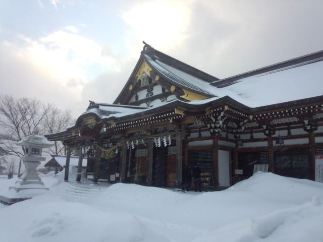 護国神社2
