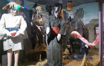 怪しい博物館2F3