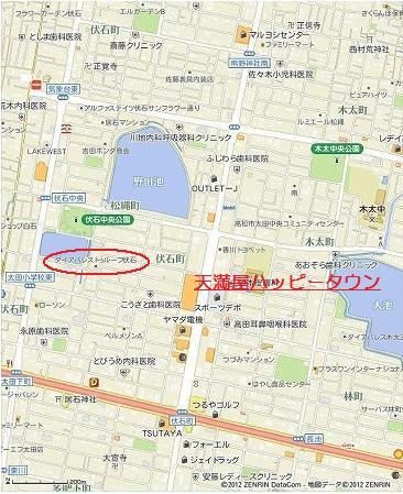 s-香川県高松市松縄町1136の地図印刷(A4タテ×スクロール地図) _ いつもNAVI