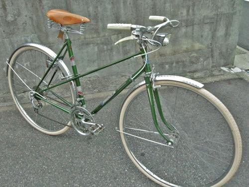ジタン 自転車