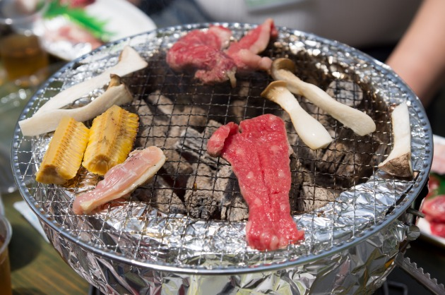 第1回オフ会レポート2  ~BBQ開始!~-012