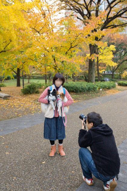 大阪城公園オフ会9 ~紅葉の外堀お散歩~-010